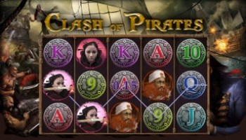 Clash of Pirates (Evoplay)